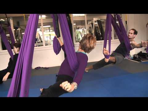 Fly Gym Aerial Yoga