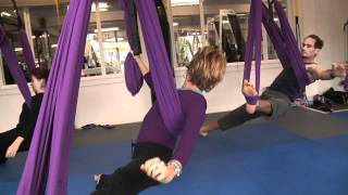 Fly Gym Aerial Yoga