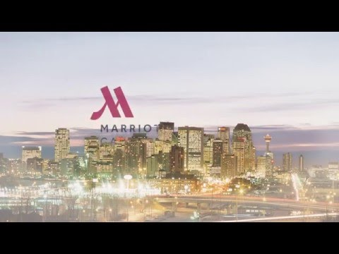 Calgary Marriott Downtown - Daniel J Kirk installation