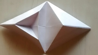 HOW TO MAKE A PAPER MOBILE STAND