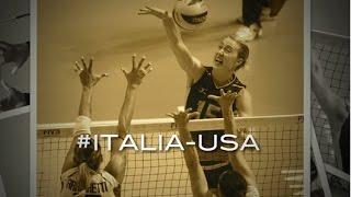 Mondiale pallavolo: Italia-Usa. Avanti Così.