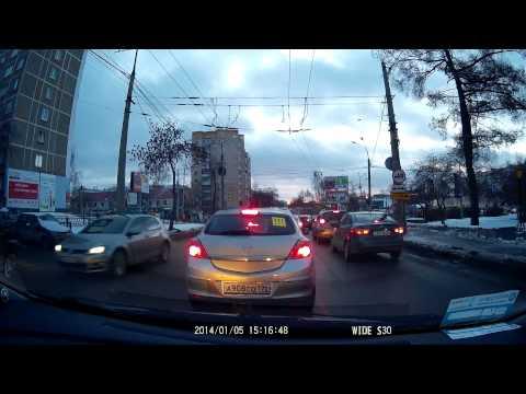 Видео Neoline Wide S30 утро тест форумповидеорегистраторам рф