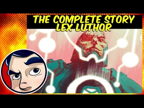 Lex Luthor God of Apocalypse - Darkseid War Complete Story