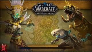 World of Warcraft BFA Launch 24 Hour Stream - VOD #2
