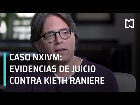 Kieth Raniere, líder de NXIVM, declarado culpable - Despierta con Lorert