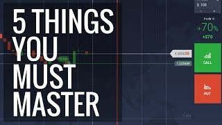 Can you make money with binary options? Five Binary Trading Principles to Master