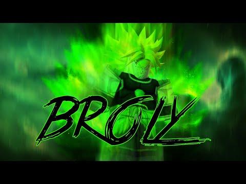 Roblox Script Showcase Episode#1546/SSJ Broly