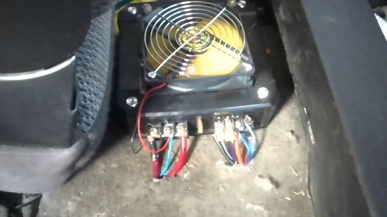medium resolution of amp hook up air horn