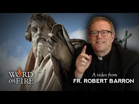 Bishop Barron on The Vatican and New Media