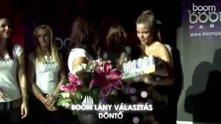 BOOM PARTY Szezonzáró 2010-2011 - Összefoglaló