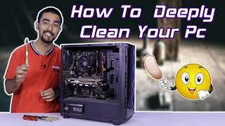 How To Clean Your Gaming PC  | Hindi