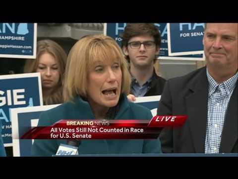 Maggie Hassan believes she won U.S. Senate race
