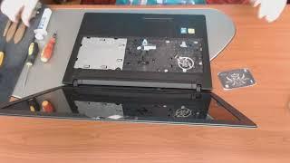Disassembly Lenovo IdeaPad 100 15IBD 80QQ 80QQ0099UA PF9XB5824212