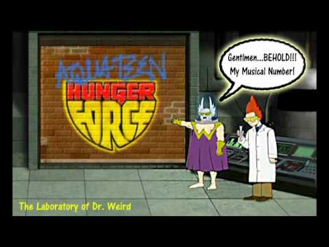 Aqua Teen Hunger Force - The Laboratory of Dr. Weird Theme