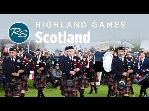 Scotland: Highland Games - Rick Steves' Europe Travel Guide - Travel Bite