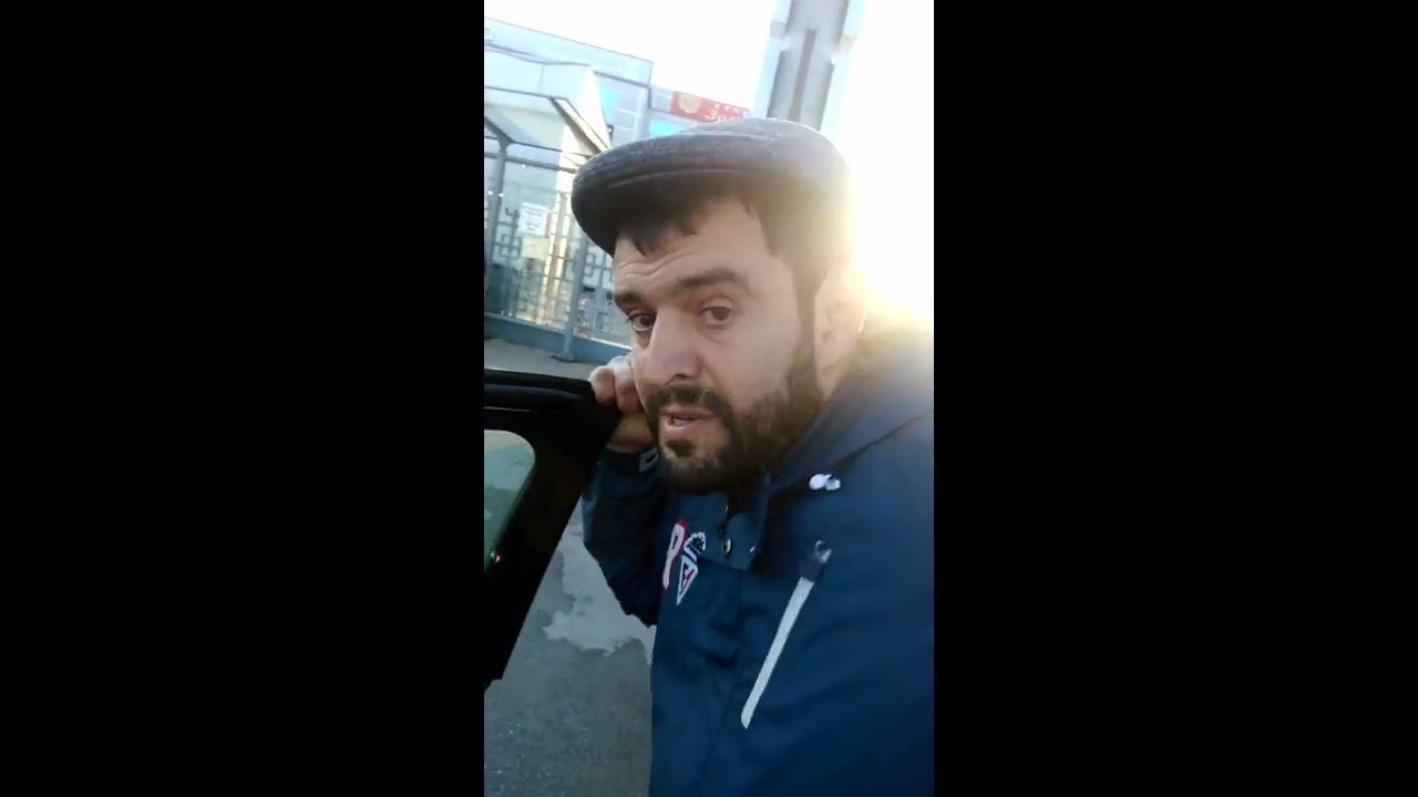 Кавказские таксисты-бомбилы против аренды каршеринга.