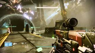 The Taken King Oryx Strategy Using 3 Celestial Nighthawks