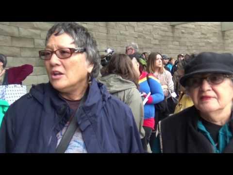 San Jose Unity Rally Pro-Immigrants, Decries Hate Speech 11.20.2016