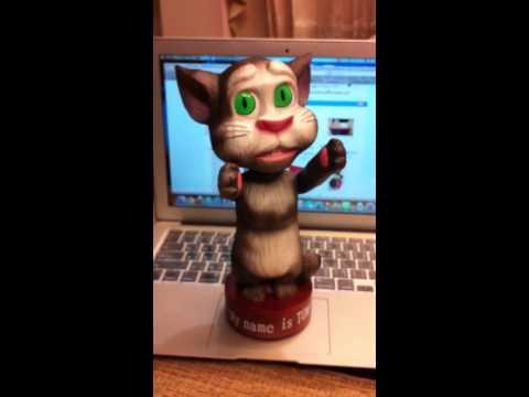 Talking Tom Cat ออมสิน @Gadgetmashow