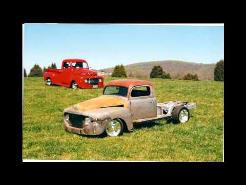 Fordzilla - Radical Custom 1949 Ford Pickup (Video 1: A Brief Overview)