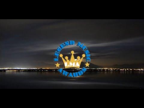 Michael Jackson with Sophia Loren American Cinema Awards 1990 EXTRA RARE