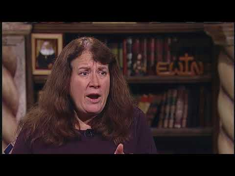 EWTN Live - 2018-02-14 - Mary Elizabeth Sperry