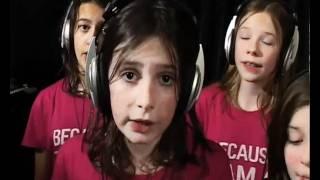 BECAUSE I AM A GIRL   Les Enfantastiques  - version française