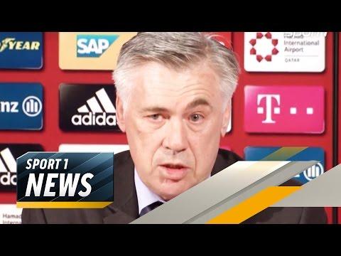 Die erste Ancelotti-PK, Entwarnung bei Ronaldo | SPORT1 - Der Tag