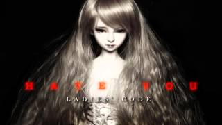 Ladies Code - Hate You Official Instrumental