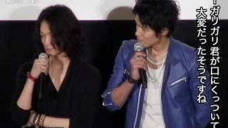 小栗旬が初監督に挑んだことでも話題の青春映画『シュアリー・サムデイ』。この映画の完成披露舞台挨拶が6月24日に新宿ピカデリーで行われ、...