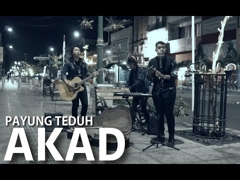 Payung Teduh - Akad (cover) Versi Pengamen Jogja !