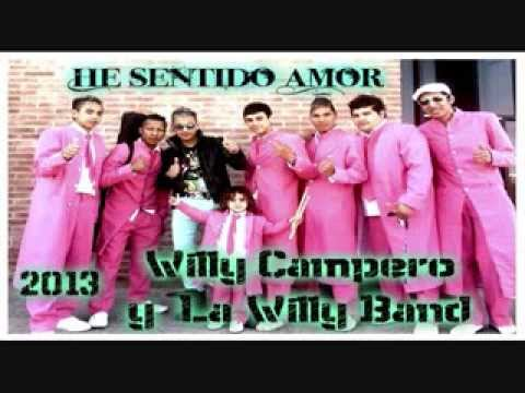 willy campero he sentido amor