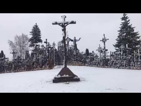 リトアニア 十字架の丘1