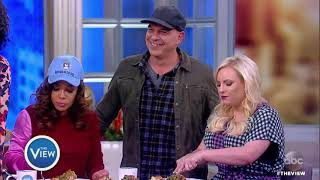 The Chew Hosts Visit The View | The View
