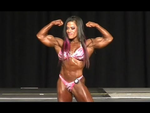 2016 NPC Nationals Women's Bodybuilding Light Heavyweight