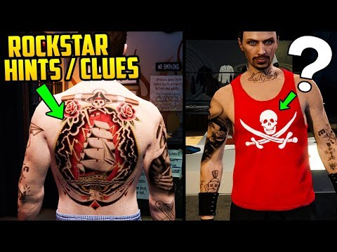 Rockstar Leaving Hints & Clues For Sea / Pirate DLC - What Would Be Included & More!