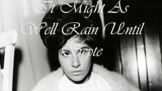 It Might As Well Rain Until September ~ Helen Shapiro