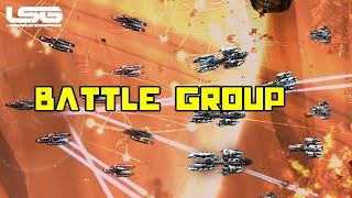 Space Engineers - Battle Group ,Training Introduction (FTE)#1