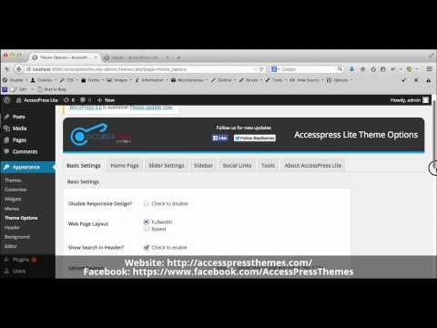 how to add logo in wordpress theme