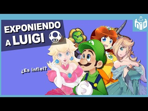 ¿Quién Es La Verdadera NOVIA De Luigi? | N Deluxe
