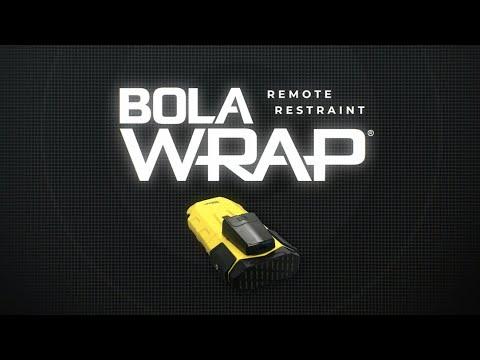 BolaWrap: Remote Restraint