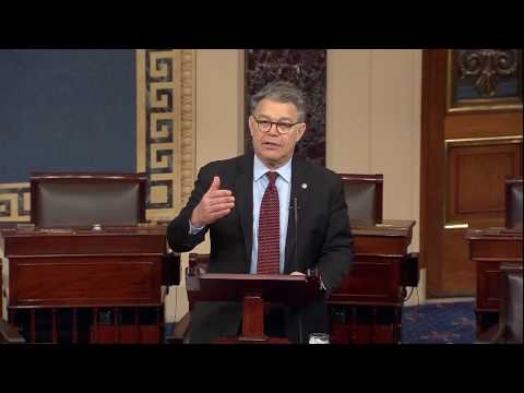 Franken Blast GOP For Blocking OT For Millions Of American Workers