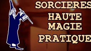 SORCELLERIE, INITIATION & HAUTE MAGIE - Les Mystères de l'Initiation (Henri Chemin)
