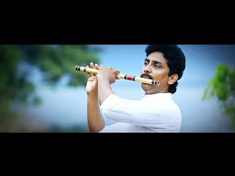 Thuli Thuli Mazhaiyaai | Paiyaa | Flute Cover by Prof. Pushparaj | Flute Fantasy