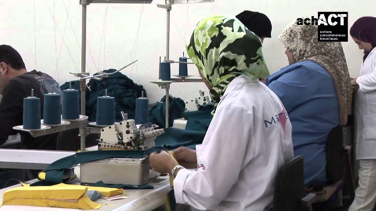 Atelier De Confection Maroc #12: Façonnier U2013 Atelier De Confection, Fabrication, Couture. Une Fois Les  Matières Premières Achetées Et En Fonction Des Confirmations De Commandes  Et Des Dates ...