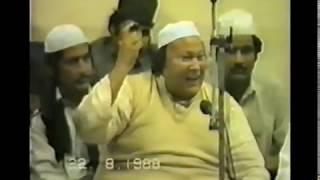 Ya Nabi Noor Ho Tum jalwa e yazdaan ki kasam By Nusrat Fateh Ali Khan