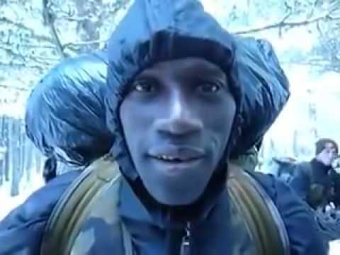 Afrikali Turk Asker (Çorumluyum komutanim) - Zenci Asker