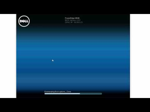 Installing Microsoft Windows 2016 Operating System In UEFI Mode By Using Dell LifeCycle Controller