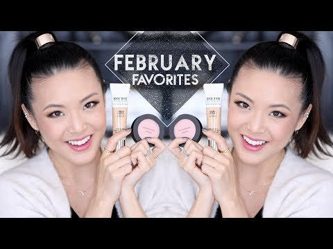 FEBRUARY 2018 FAVORITES ▶ Jen Chae
