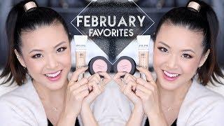 FEBRUARY 2018 FAVORITES ▶ Jen Chae